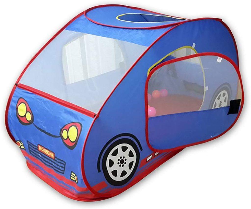 La tente à balles pop up voiture va amuser votre enfant.