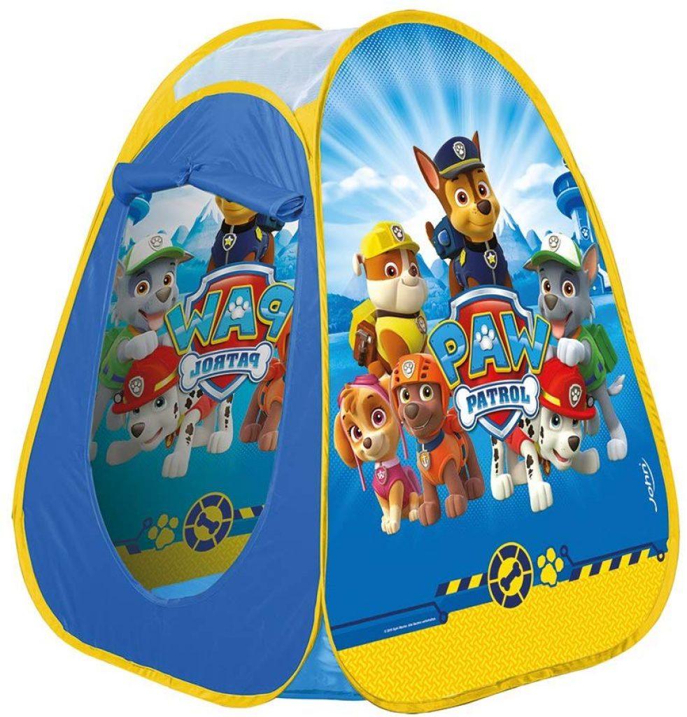 La tente à balles pop up Pat Patrouille est parfaite pour divertir votre enfant de 2 ans et +.